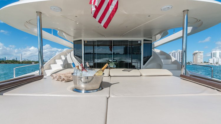 Boat for rent Cat 62.0 feet in The Wharf Miami,