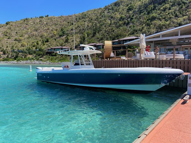 37 Intrepid for Day Charter to the BVI