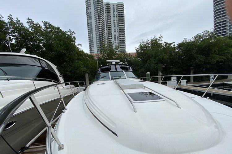 Motor yacht boat rental in Mystic pointe Marina, FL
