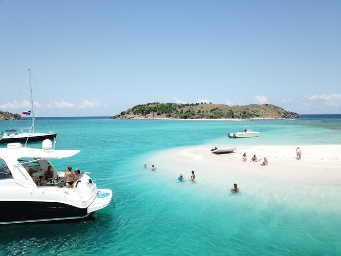 Sea Ray's 50.0 feet in Charlotte Amalie
