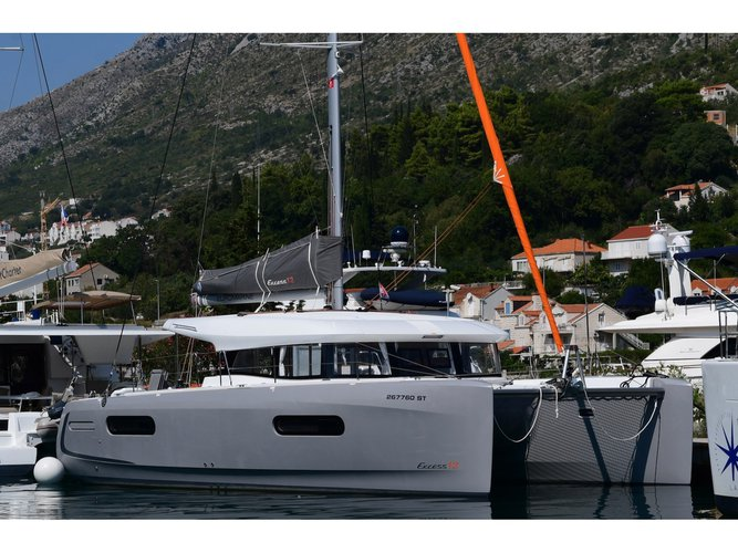 Experience Dubrovnik on board this elegant sailboat