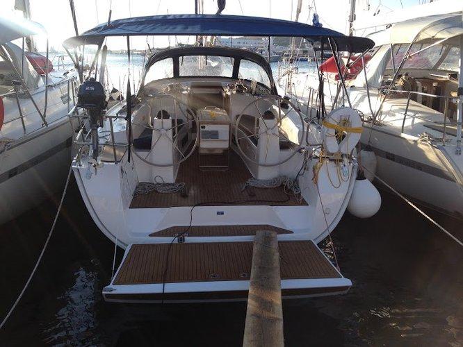 Take this Bavaria Yachtbau Bavaria Cruiser 40_2013 for a spin!