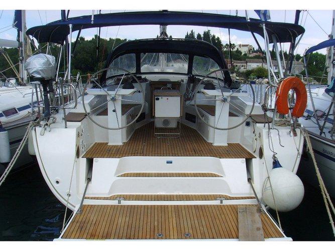 Sail Preveza, GR waters on a beautiful Bavaria Yachtbau Bavaria 45 Cruiser_2013