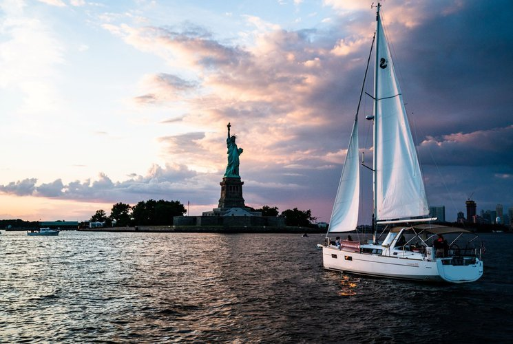 Boating is fun with a Beneteau in Jersey City