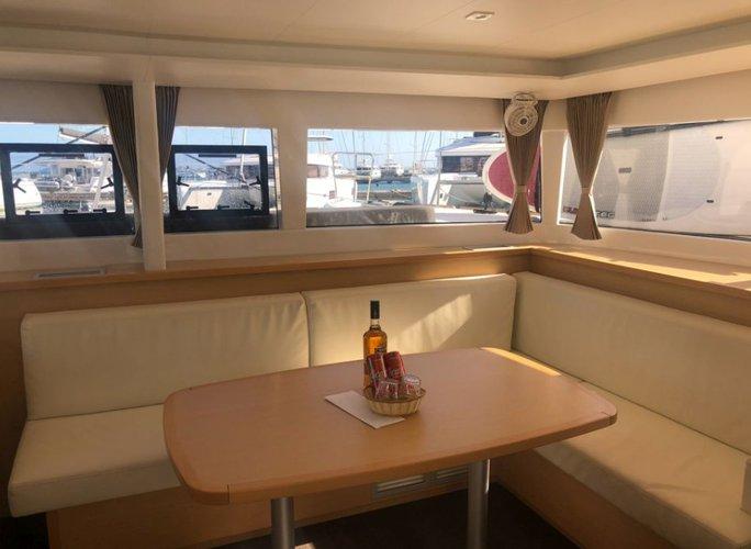 Catamaran boat rental in Dinner Key Marina, FL