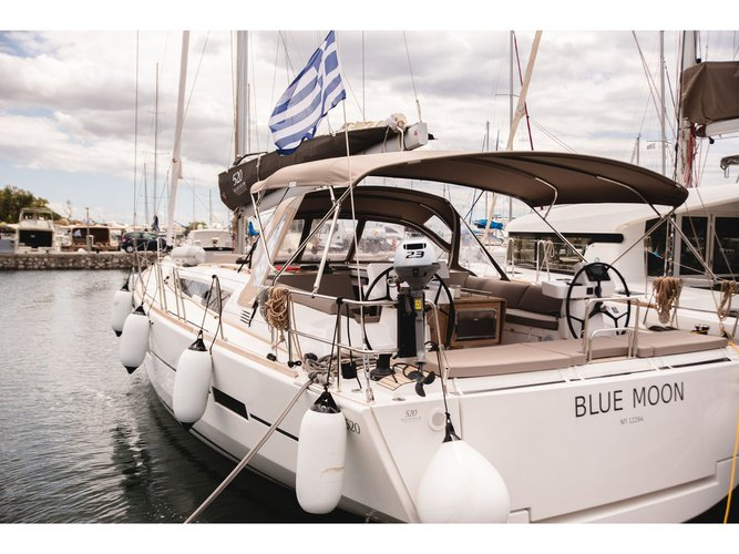 Unique experience on this beautiful Dufour Yachts Dufour 520 Grand Large