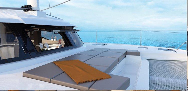 Boating is fun with a Catamaran in Scrub Island