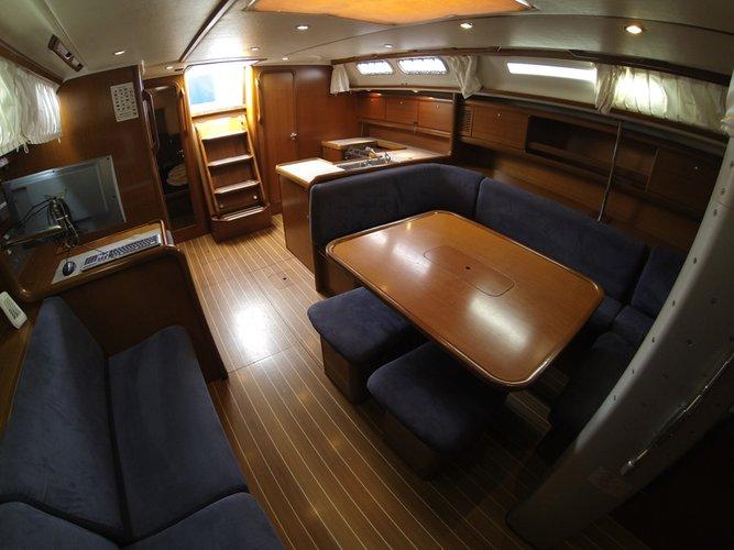 Grand Soleil 50 charter