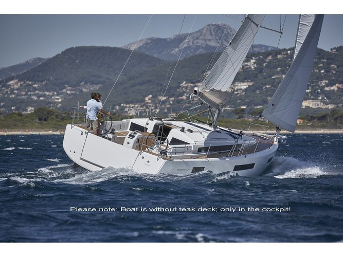 Sail Pula, HR waters on a beautiful Jeanneau Sun Odyssey 440 / 4 cabins