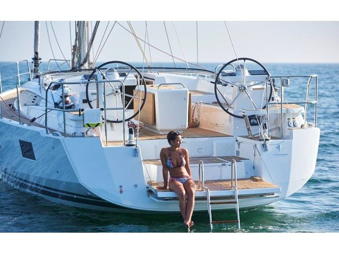 Get on the water and enjoy Izola in style on our Jeanneau Jeanneau 51