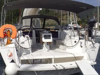 Get on the water and enjoy Marmaris in style on our Dufour Yachts Dufour 410 Grand Large 6