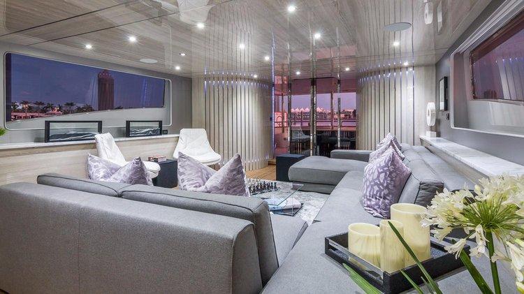 Boat for rent Horizon 110.0 feet in MBM - Miami Beach Marina,
