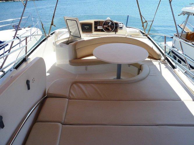 Boat for rent Jeanneau 47.7 feet in ACI Marina Split, Croatia