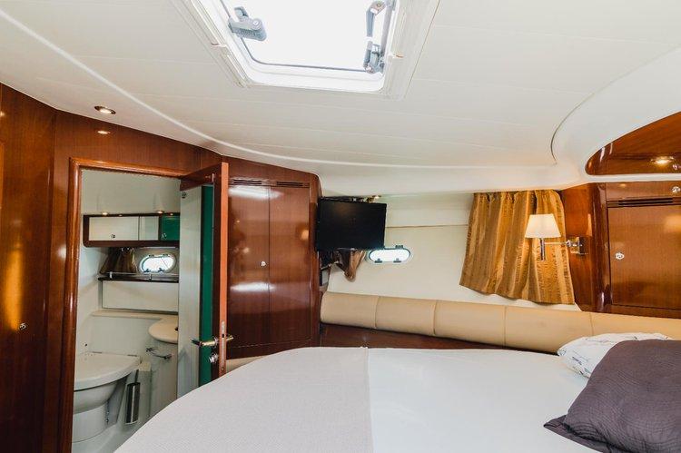 Jeanneau boat for rent in Split