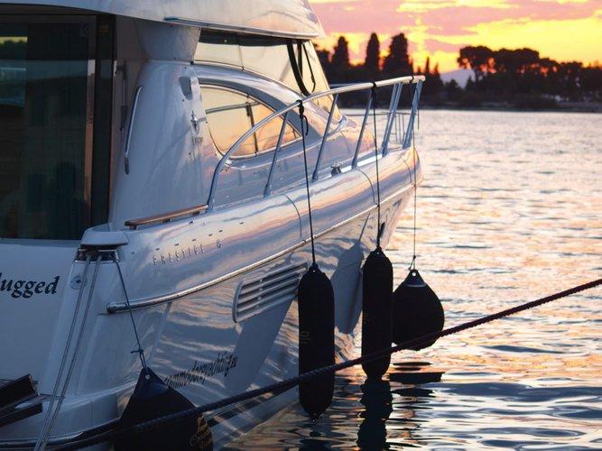 Boating is fun with a Jeanneau in Split