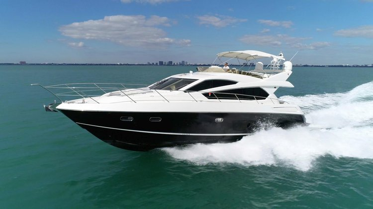 Boat for rent SUNSEEKER 69.0 feet in miami marina at bayside, FL