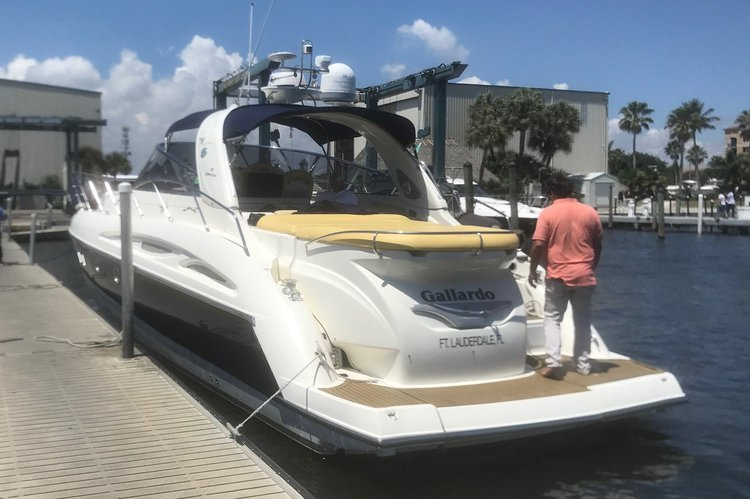 Boat for rent Sea Ray 50.0 feet in South Beach, FL