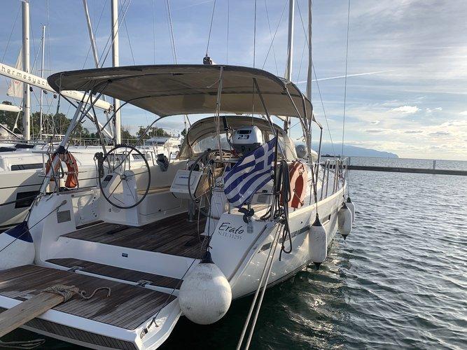 Climb aboard this Bavaria Yachtbau Bavaria Cruiser 41 for an unforgettable experience