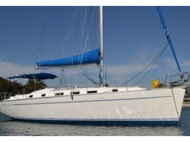 Experience Volos, GR on board this amazing Beneteau Cyclades 43.4