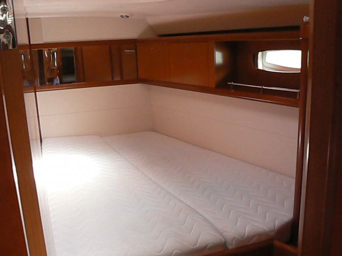 Double cabin / starbord