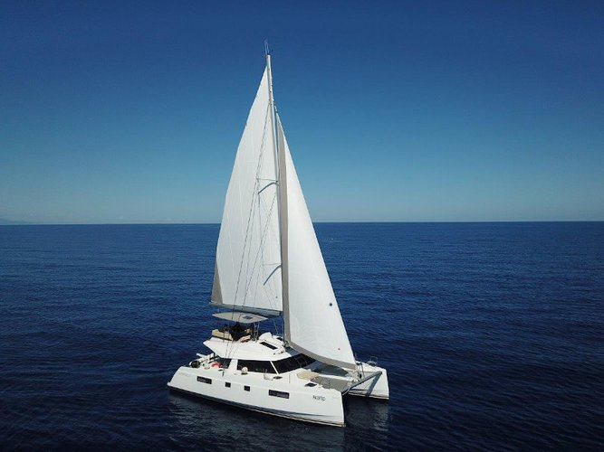 Charter this amazing sailboat in Porto Empedocle