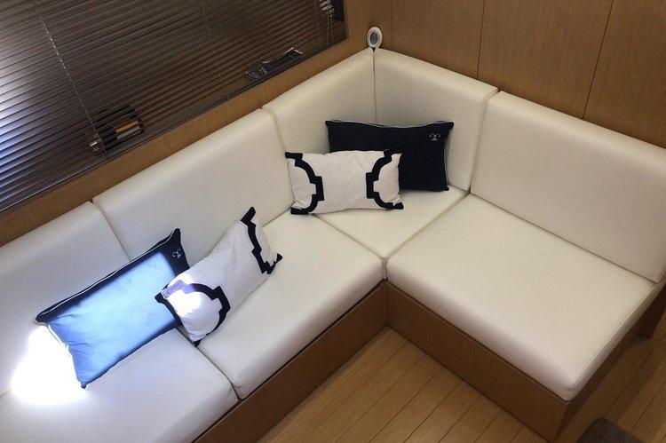Motor yacht boat rental in Diplomat Yacht Club Marine, FL