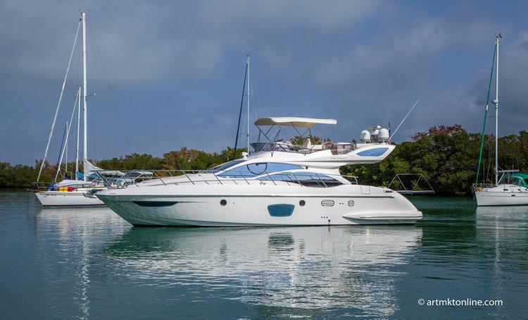 Boat for rent Azimut 47.0 feet in Haulover Marina, FL