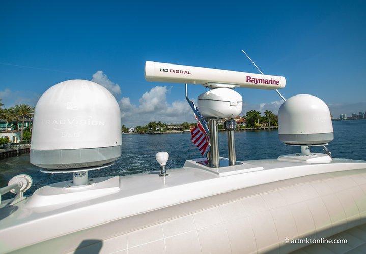 Motor boat boat rental in Haulover Marina, FL