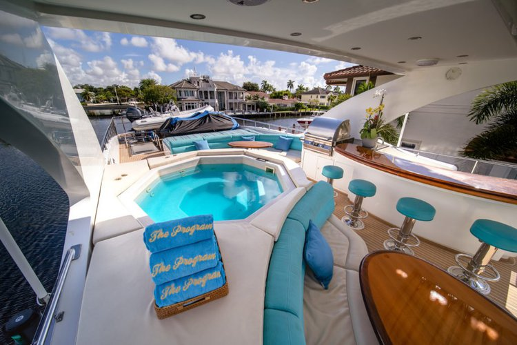 Boat for rent Hargrave 97.0 feet in Loggerhead Club & Marina - Hollywood, FL