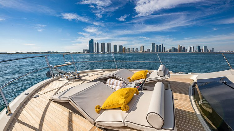 Boat for rent Monte Carlo 65.0 feet in Bill Bird Marina, FL
