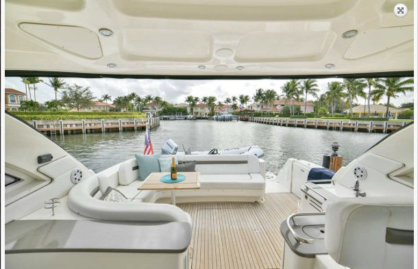 Sea Ray boat for rent in West Palm Beach