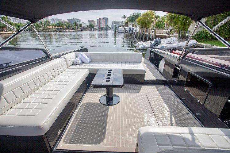 Cuddy cabin boat rental in Bill Bird Marina - Haulover Beach Park, FL