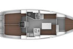 Boat for rent Bavaria 45.0 feet in Ece Saray Marina Resort, Fethiye, Turkey