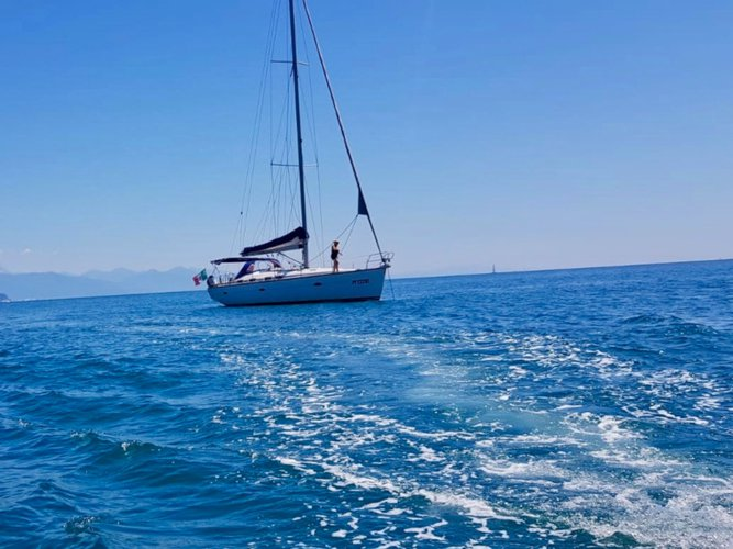 Rent this sailboat for a true boating adventure