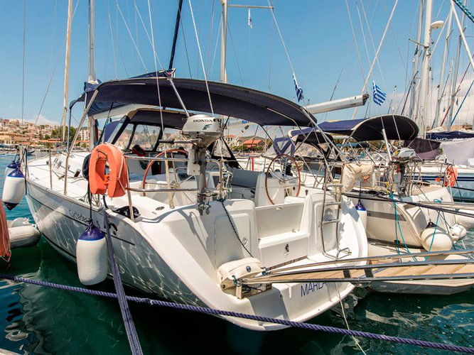 Climb aboard this Beneteau Cyclades 50.5 for an unforgettable experience