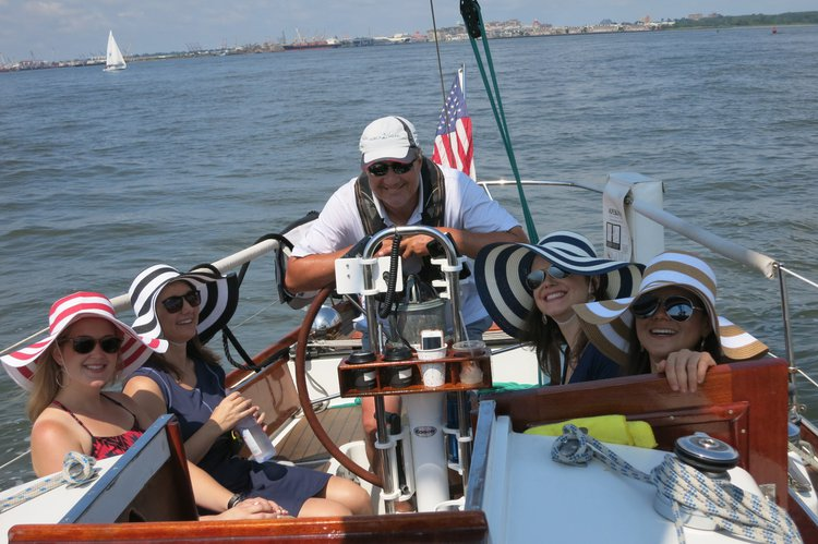 Boating is fun with a Hinckley in New York