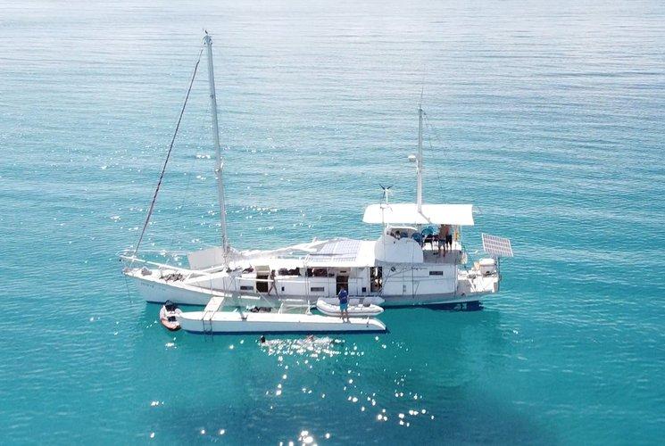 Yacht Adventures in Philippines