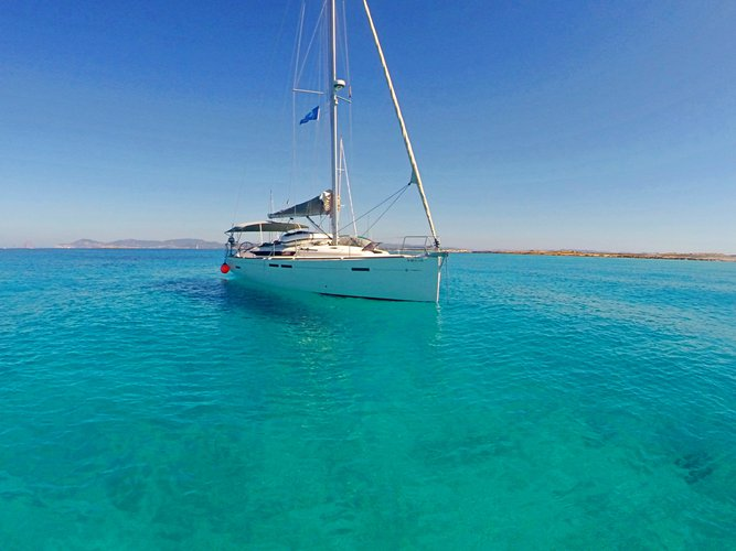 The best way to experience Denia, ES is by sailing