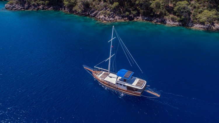 Boat for rent WOODEN 65.0 feet in fethiye ece saray marine, Turkey