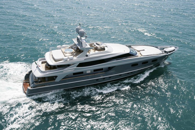 Experience luxury and comfort on this France yacht charter