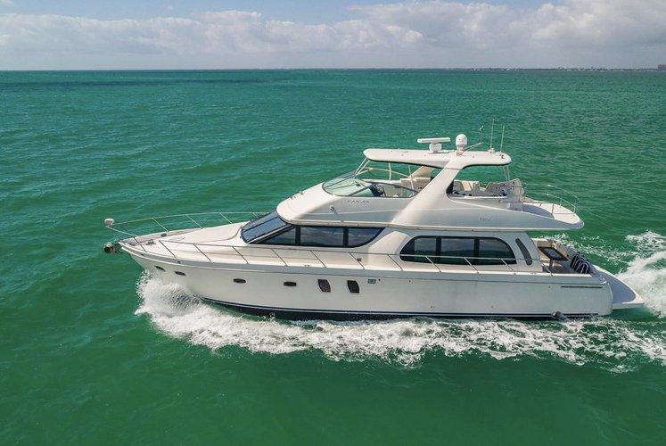 Boat for rent Carver 60.0 feet in MBM - Miami Beach Marina, FL