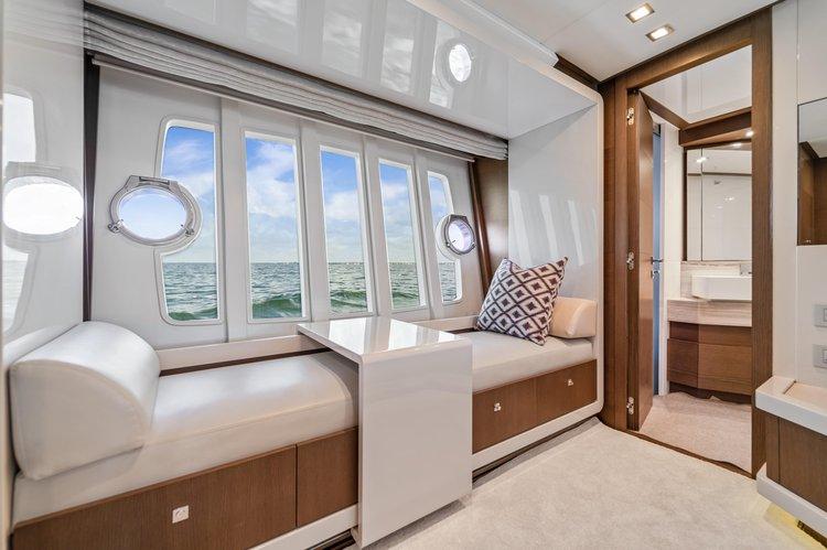 Flybridge boat rental in 4835 Collins Ave, Miami Beach, FL 33140, FL