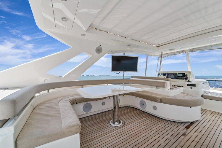 Boat for rent Ferreti 90.0 feet in 4835 Collins Ave, Miami Beach, FL 33140, FL