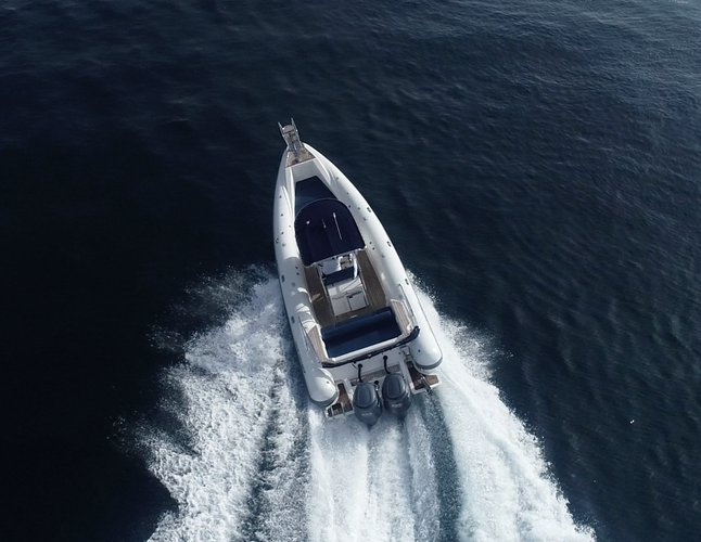 Boating is fun with a Rigid inflatable in