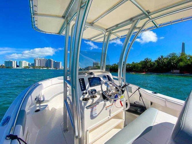 Boat for rent Robalo 22.0 feet in Watson Island, FL