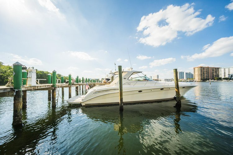 Sea Ray boat for rent in Sunny Isles