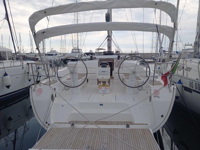 Salerno, IT sailing at its best
