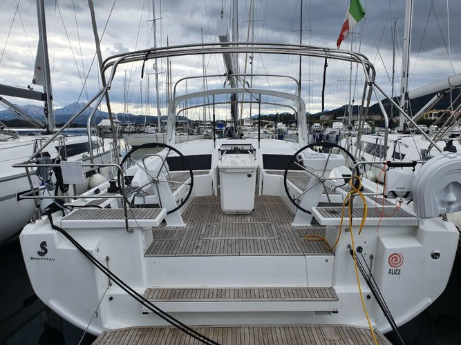 The best way to experience Cannigione, IT is by sailing