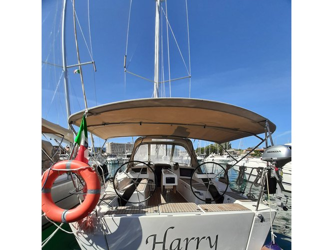 Unique experience on this beautiful Dufour Yachts Dufour 360 Grand Large