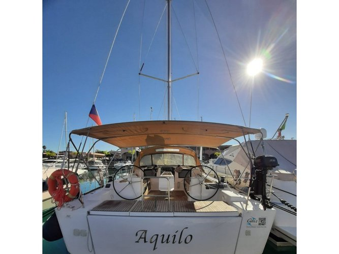 The perfect boat to enjoy everything Balestrate (PA), IT has to offer
